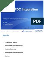 SAP – SFDC Integration