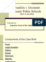 case brief - southern
