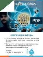 Composicion Quimica de La Materia. Jj