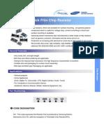 Chip Resistor