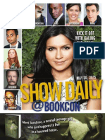 Show Daily @ BookCon, Day 1