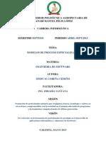 Modelos de Proceso Especializados