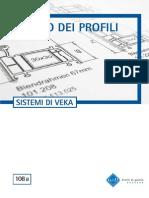 Catalogo Tecnico Profili Veka