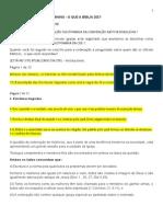 01 - Ministerio Pastoral Feminino - Pr. Enilton de Souza Araujo