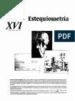 Quimica  -Estequiometria