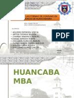 Presentación Del Analisis Huancabamba