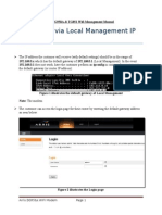 Arris DG950A Wifi Management Manual