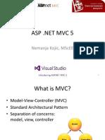 ASP .NET MVC