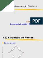 3.3 Circuitos de Pontes.ppt