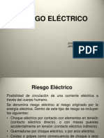 Presentacion Power Point Riesgo Electrico