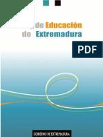 Ley de Educacion de Extremadura 2011