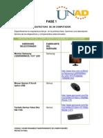 FASE_1 ARQUITECTURA DE UN COMPUTADOR