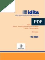 Inf Plan Estrategico TIC Mza-IDITS