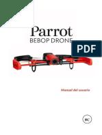 Bebop Drone User Guide SP