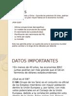 Presentacion BRIC S