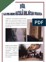 Ruta La Recueja-Alcalá del Júcar-Tolosa