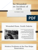 wounded knee powerpoint