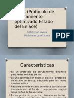 OLSR (Protocolo de Enrutamiento Optimizado Estado Link