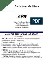 Análise Preliminar de Riscos - APR 1.pps