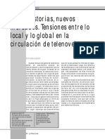 Nora Mazziotti - Viejas Historias, Nuevos Mercados