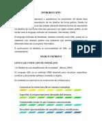 Lenguaje Unificado de Modelado