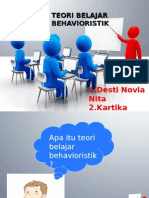 ppt behavioristik