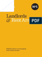 Landlords and Rent Arrears