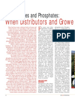 Phosphites and Phosphates When Distributors and Growers Alike Could Get Confused