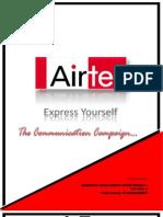 Airtel Marketing Campaign