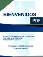 Introducción a Los Sistemas de Instrumentación