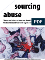 Outsourcing Abuse