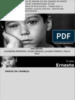 Ludoterapia_O Caso Ernesto (Aberastury)