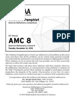 2010 AMC8 Solutions