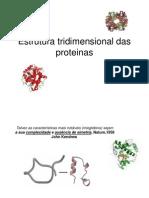 Estrutura Tridimensional Das Proteinas (2)