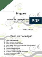 Sessão de Formação/Informação