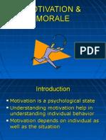 Motivation & Morale