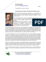 Paul Hawken Speech (French)