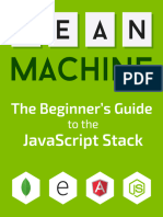 Mean Machine- A Beginner's Practical Guide to the Javascript Stack {Zer07}