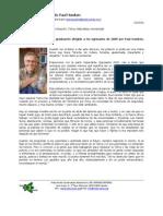 Paul Hawken Speech (Spanish)