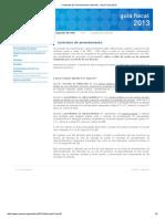 Contratos de Arrendamento _ Moneris - Guia Fiscal 2013