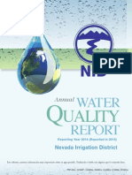 NID-2014 Water Quality Report