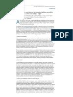 Aldo Ferrer_ _Los Controles Son Instrumentos Legítimos en Política Económica, Pero Cuantos Menos Haya, Mejor_ - 23.02.2014 - Lanacion