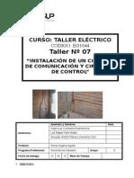 Lab 7 Electricidad
