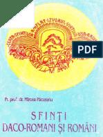 (Pr. Prof. Dr. Mircea Pacurariu) Sfinti Daco-Romani Si Români