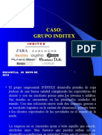 PRESENTACIO INDITEX