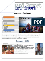 Dec. 2014 - May 2015 Newsletter