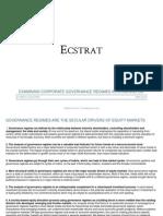Ecstrat May 2015