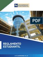 Reglamento Alumnos 2014-2015 Universidad Continental