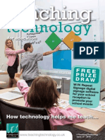 Teaching Technology for Education Issue 13