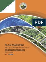 Plan Maestro ACR Choquequirao